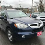 2008 Acura RDX AWD Technology Package ** 139,000 KM ** 2.3L Turbo, NAVIGATION, Backup Cam $9,500