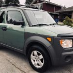 2003 Honda Element, Manual 5  Speed , Local, 1 Year Warranty $6,999