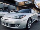 2007 HYUNDAI TIBURON SE, Local, 1 Owner, 1 Year Free Warranty – $6,999
