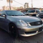 2007 Infiniti G35 Manual 6 Speed SOLD SOLD SOLD