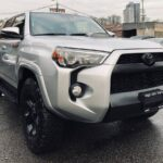 2018 Toyota 4Runner AWD Fully Loaded *** 17,500 KM *** 7 Passenger, Local Vancouver , 1 Owner- $38,999