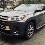 2018 Toyota Highlander XLE 8 Passenger Fully Loaded, Like New Condition, - $34999