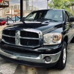 2007 Dodge RAM 1500 Crew Cab, Automatic, Black Color, Runs Excellent, 1 Year Free Warranty Included - $9,999
