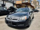 2006 Honda Accord EX-L ** 188,000 KM ** Local, 1 Owner, Excellent Condition  1 Year Free Warranty Included – $6999