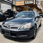 2006 Honda Accord EX-L ** 188,000 KM ** Local, 1 Owner, Excellent Condition  1 Year Free Warranty Included - $6999